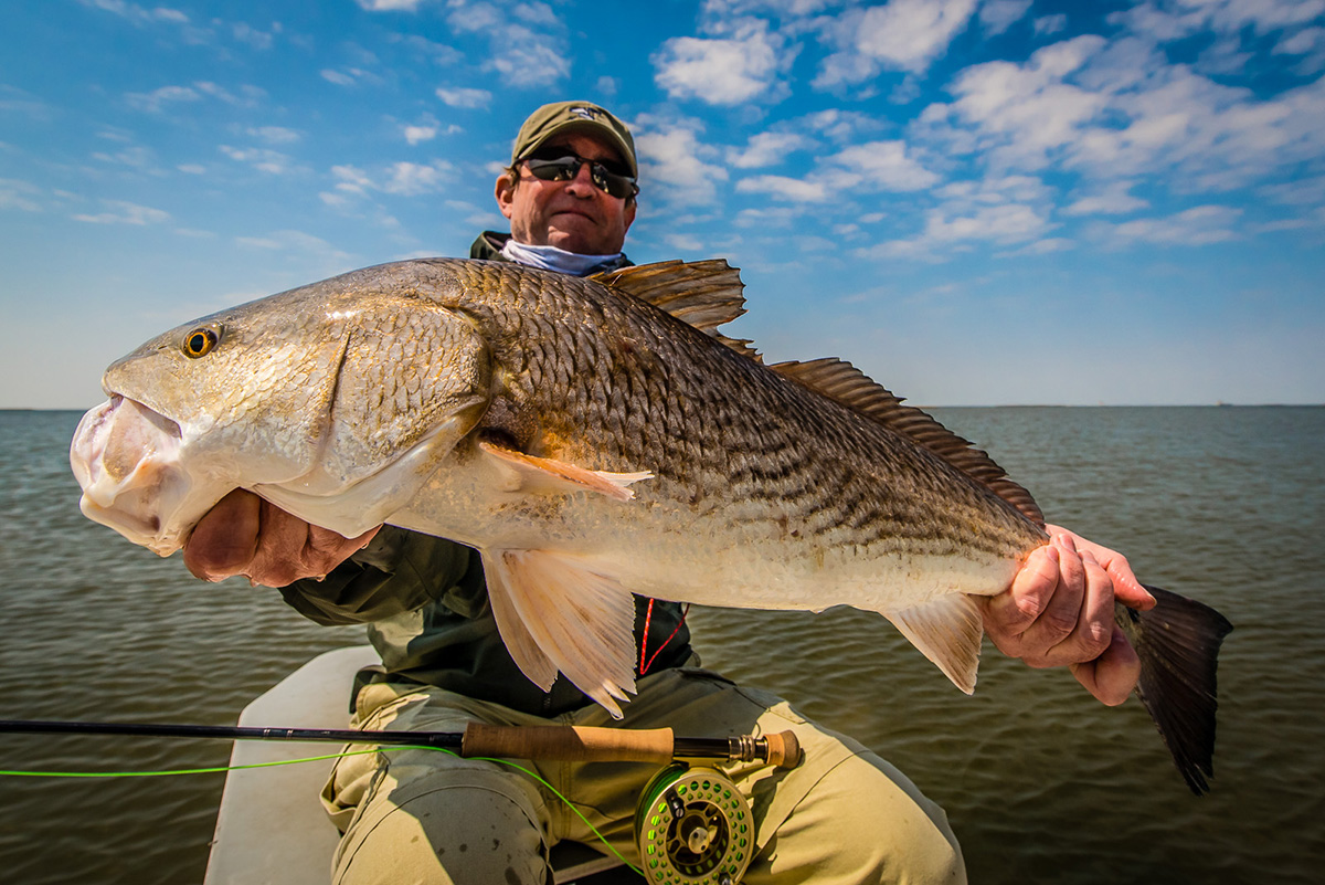 Louisiana fly fishing for Fly fishing new orleans