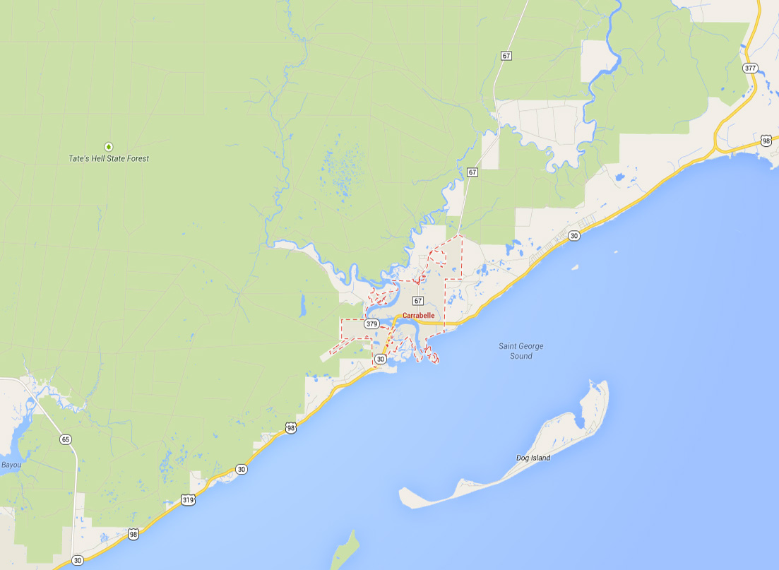 map-carrabelle